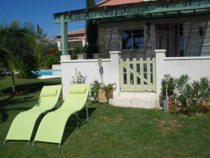 Location de vacances - Appartement à Saint-Gilles