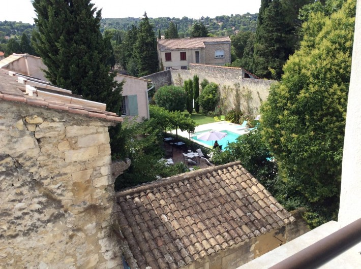 Location de vacances - Studio à Villeneuve-lès-Avignon