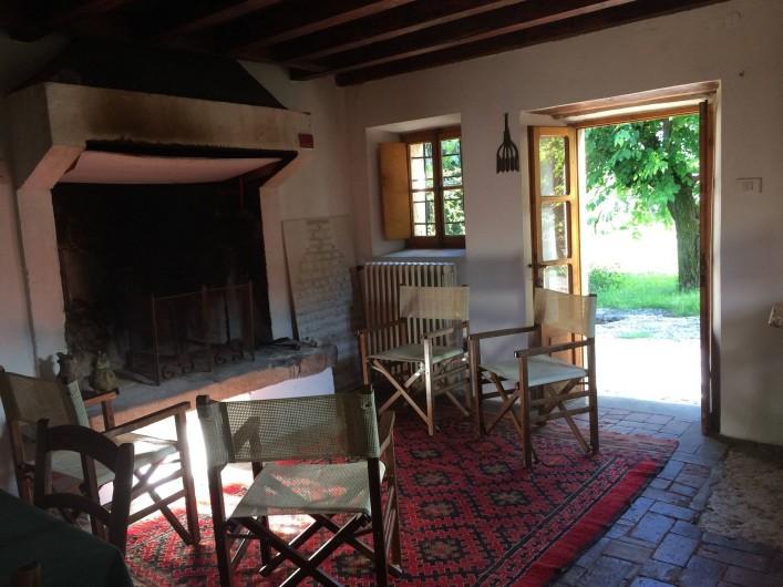 Location de vacances - Maison - Villa à Marano di Valpolicella - Petit salon
