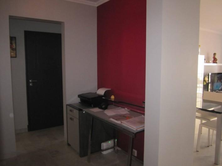 Location de vacances - Appartement à Saint-Raphaël - Espace bureau