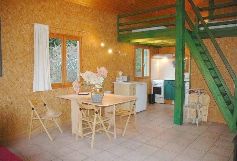 Location de vacances - Chalet à Marquay - Chalet Tournefeuille
