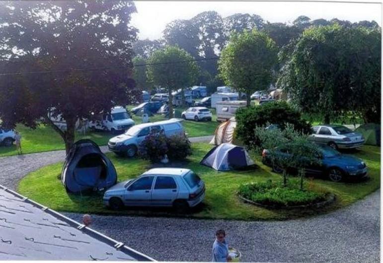 Location de vacances - Camping à Bordeaux-Saint-Clair