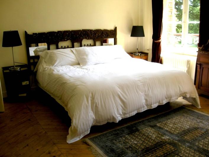 Location de vacances - Château - Manoir à Boissy-lès-Perche - Chambre 1