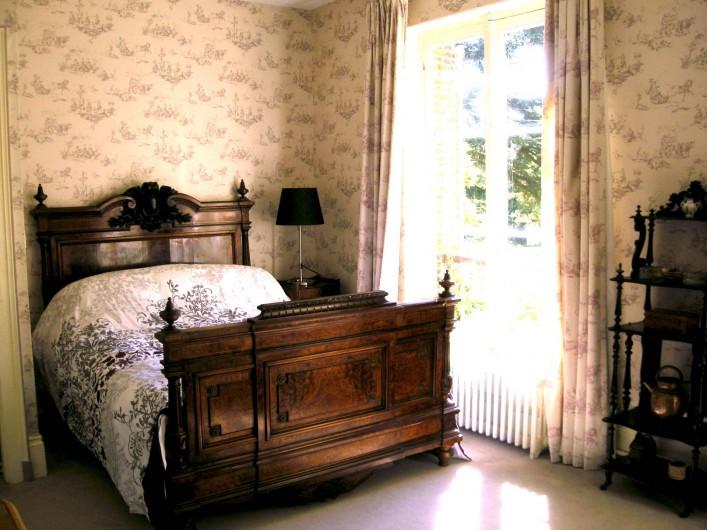 Location de vacances - Château - Manoir à Boissy-lès-Perche - Chambre 5