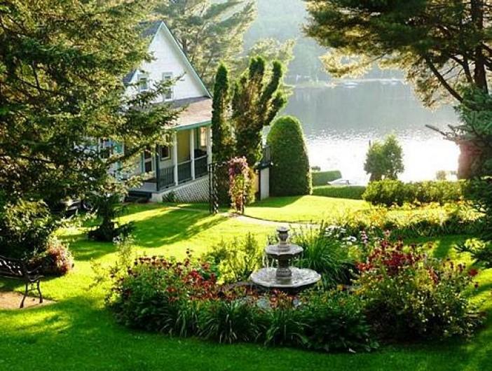 Location de vacances - Chalet à Chénéville - LA TOURTERELLE TRISTE
