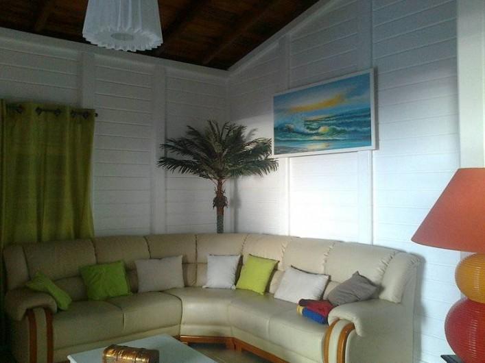 Location de vacances - Villa à Le Carbet - SEJOUR TELEVISION - INTERNET HAUT DEBIT