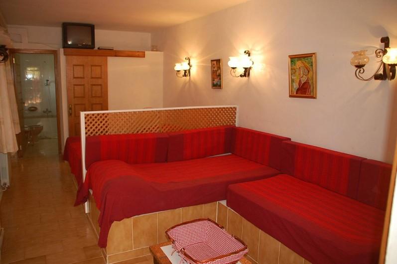 Location de vacances - Villa à Dénia - Chambre 4 niveau inférieur