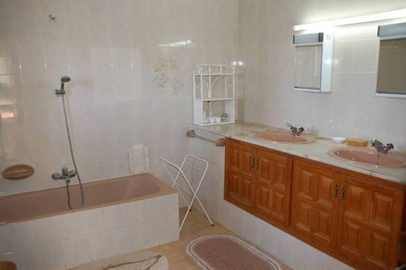 Location de vacances - Villa à Dénia - Salle de bain de chambre 4