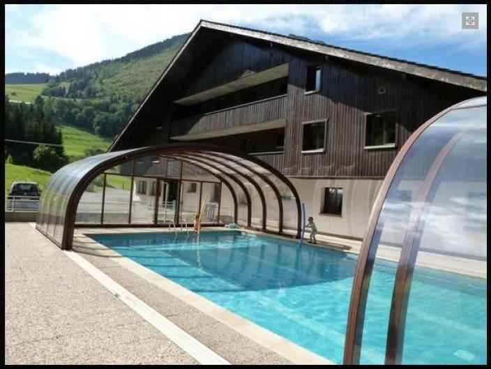 Location de vacances - Chalet à Bonnevaux