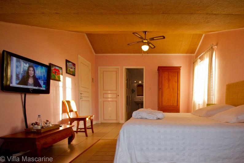 Location de vacances - Chambre d'hôtes à Saint-Leu - Chambre d'hôtes Allamanda