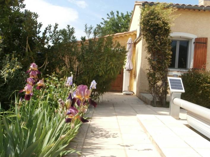 Villa avec piscine priv e dans une propri t situ e - Chambres d hotes vaison la romaine avec piscine ...