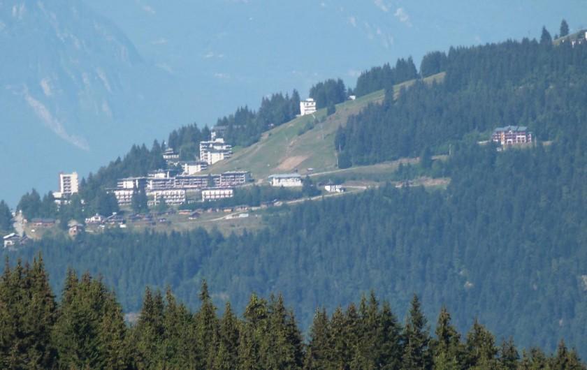 Location de vacances - Chalet à Le Collet d'Allevard - STATION DU COLLET