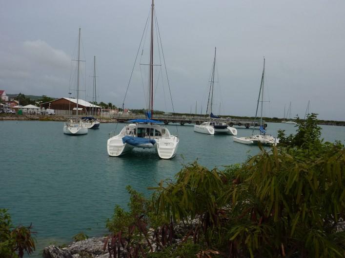 Location de vacances - Villa à Grand-Bourg - Visite d'une baie