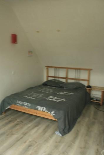 Location de vacances - Maison - Villa à Pluneret - la chambre à l'étage
