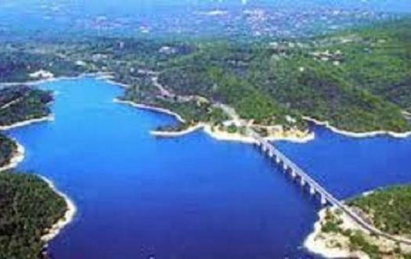 Location de vacances - Bungalow - Mobilhome à Tourrettes - LAC SAINT-CASSIEN A 4,5 km ( canoé, pédalos, pêche,plages..)