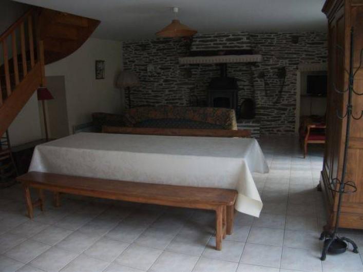 Location de vacances - Gîte à Saint-Marcel - Séjour