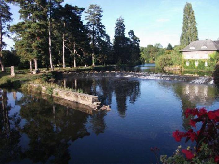 Location de vacances - Gîte à Saint-Marcel - Déversoir de Malestroit