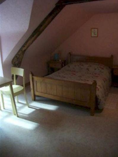 Location de vacances - Gîte à Saint-Marcel - Chambre rose