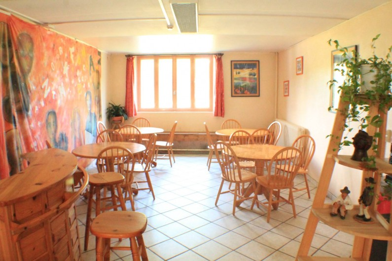 Location de vacances - Gîte à Saint-Julien-en-Vercors - Coin bar