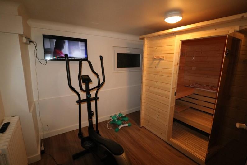 Location de vacances - Appartement à Aix-les-Bains - Salle de sport