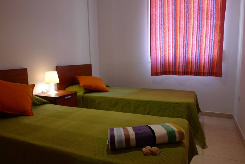 Location de vacances - Appartement à Oropesa del Mar - Chambre appt 4/5 et appt 2/3