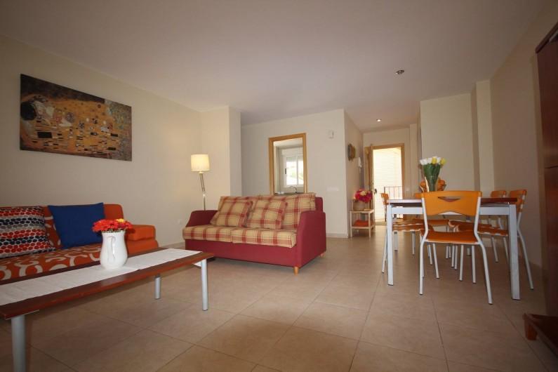 Location de vacances - Appartement à Oropesa del Mar - Sèjour Atico.