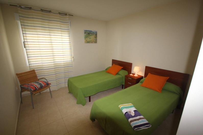 Location de vacances - Appartement à Oropesa del Mar - Atico 4/7
