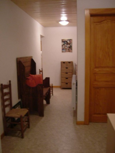Location de vacances - Appartement à Orbey - Vastes dégagements