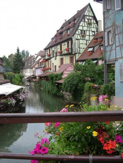 Location de vacances - Appartement à Orbey - Kaysersberg au printemps