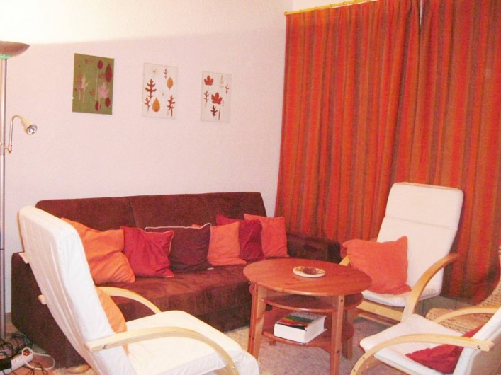Location de vacances - Appartement à Orbey