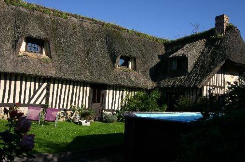 Location de vacances - Gîte à Fatouville-Grestain
