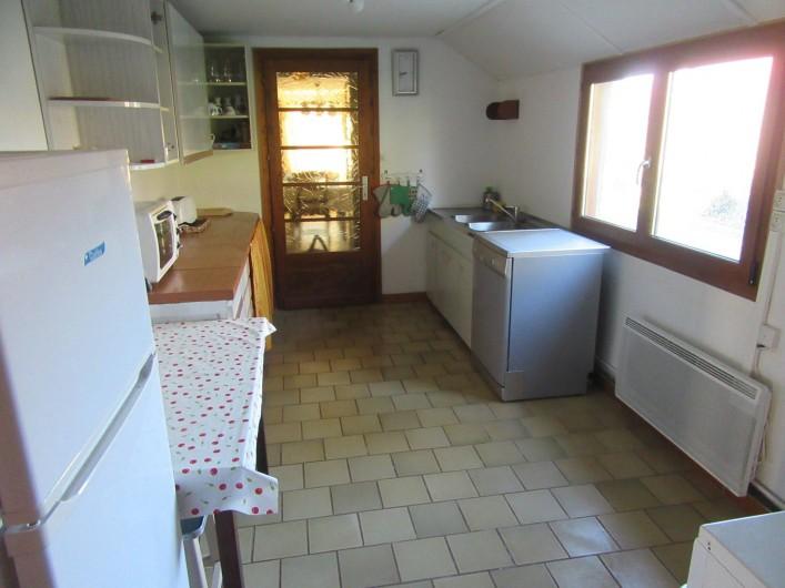 Location de vacances - Gîte à Recques-sur-Hem - La cuisine