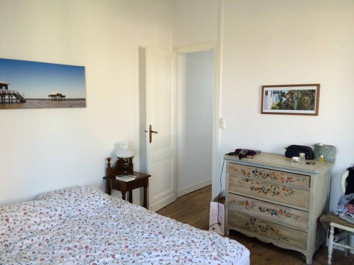 Location de vacances - Villa à Arcachon - Chambre parentale