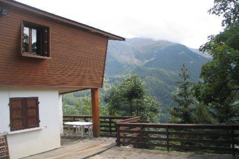location chalet alpes de haute provence vacances