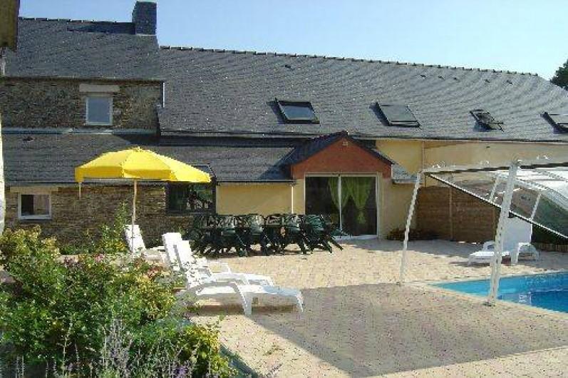 Location de vacances - Gîte à Saint-Martin-des-Prés