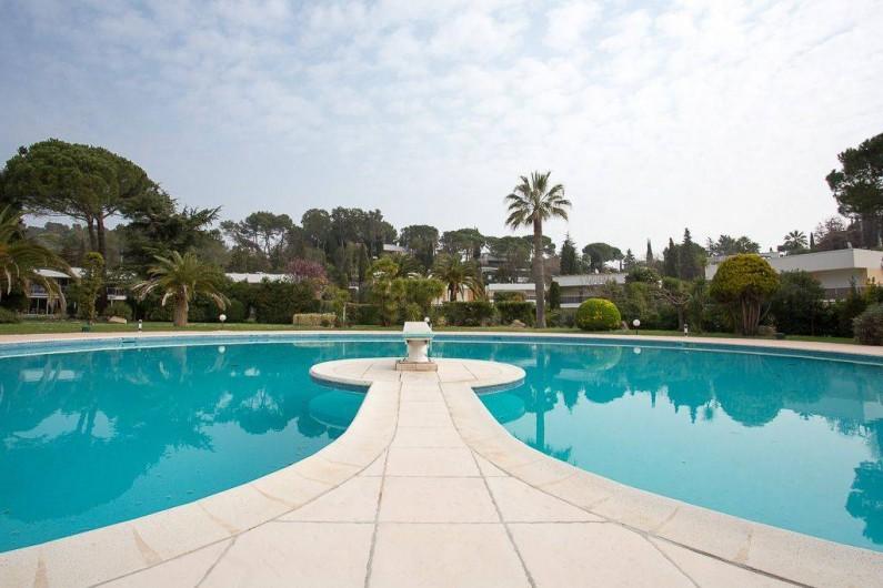Location de vacances - Villa à Biot - Piscine de la résidence