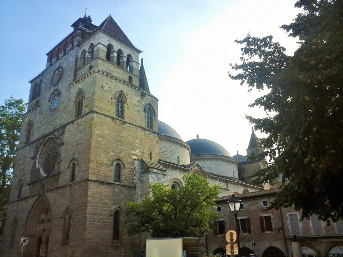 Location de vacances - Appartement à Cahors - Cathédrale de Cahors