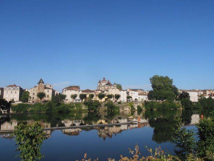 Location de vacances - Appartement à Cahors - Les bords du Lot