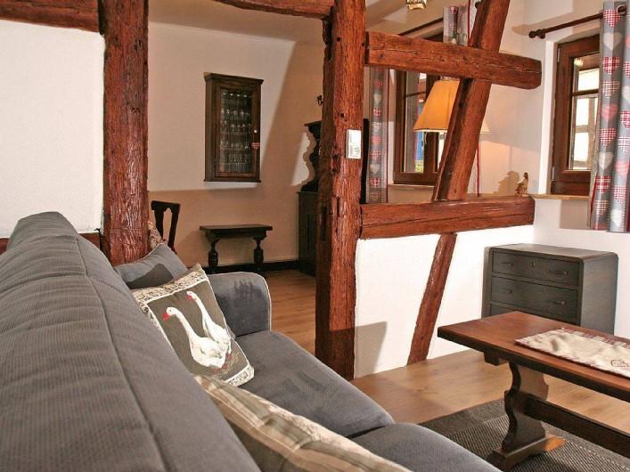 Location de vacances - Gîte à Eguisheim - Alcôve