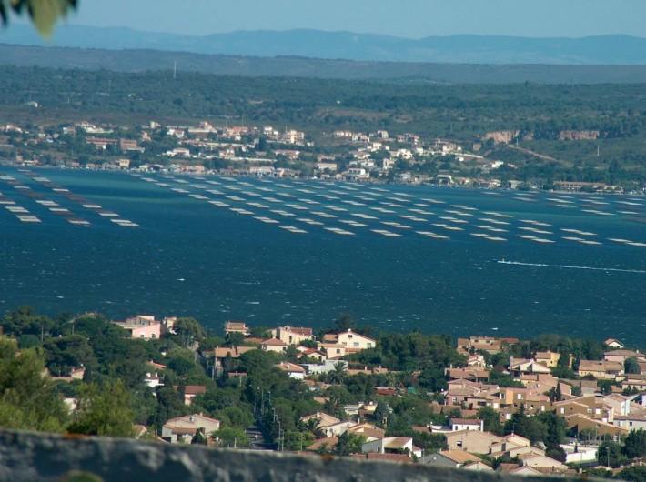 Location de vacances - Chambre d'hôtes à Sète - Vue de la chambre 4 clés