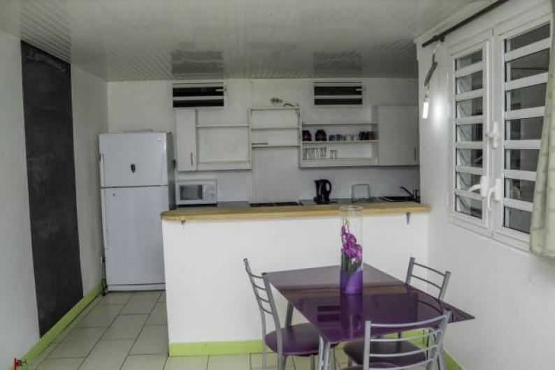 Location de vacances - Appartement à Le Robert - Caraibes