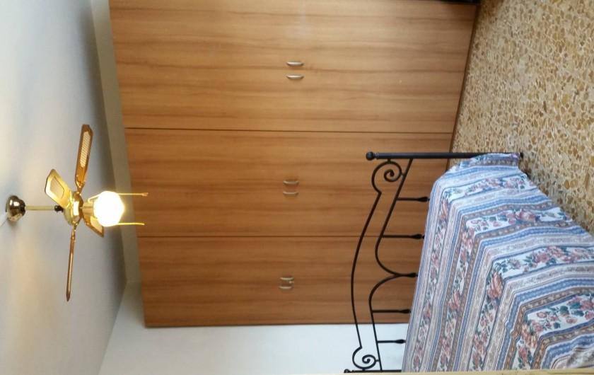 Location de vacances - Maison - Villa à Querceta - chambre à coucher