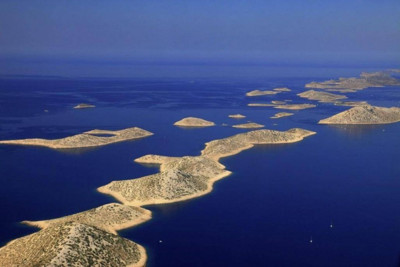 Location de vacances - Appartement à Zadar