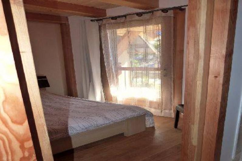 Location de vacances - Appartement à Saint-Chaffrey - Une deuxième chambre