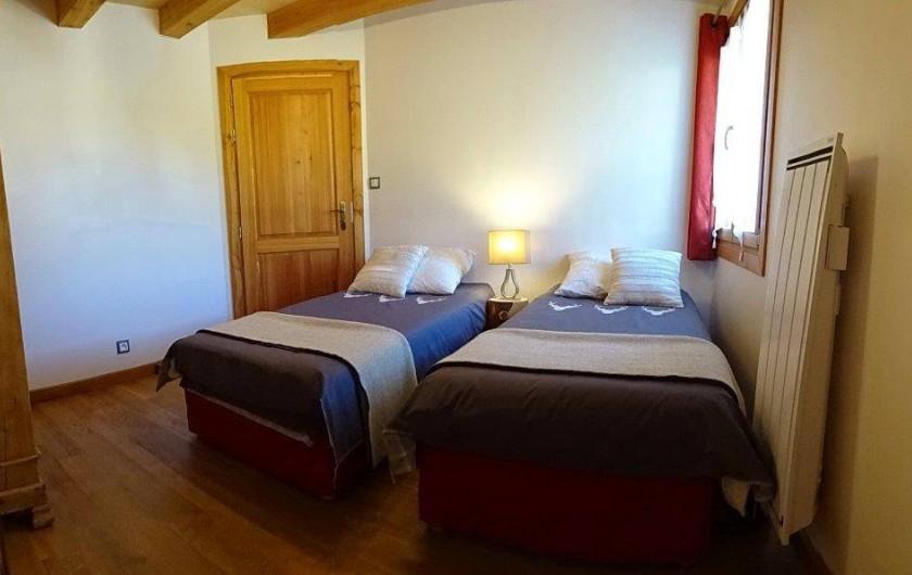 Location de vacances - Appartement à Saint-Chaffrey - Chambre 2