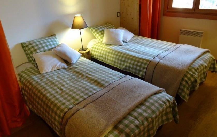 Location de vacances - Appartement à Saint-Chaffrey - Chambre 1