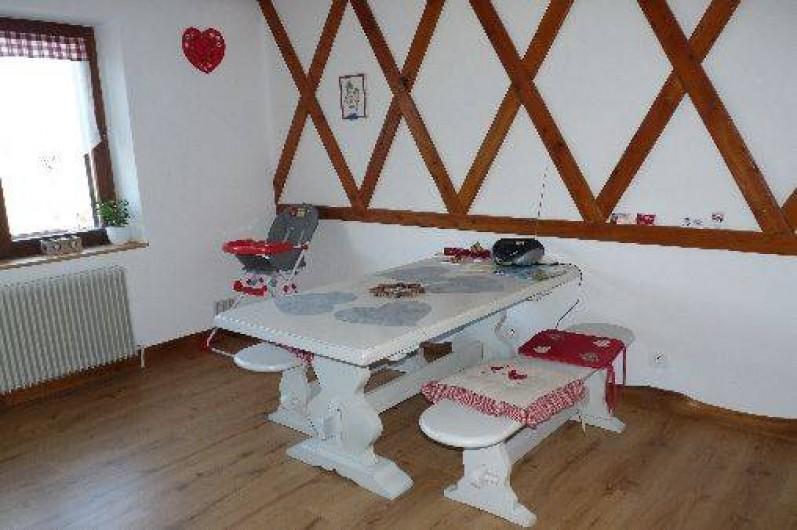 Location de vacances - Gîte à Breitenbach-Haut-Rhin