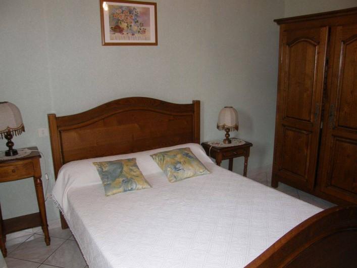 Location de vacances - Maison - Villa à Sainte-Énimie - 2 ème Chambre 140/200