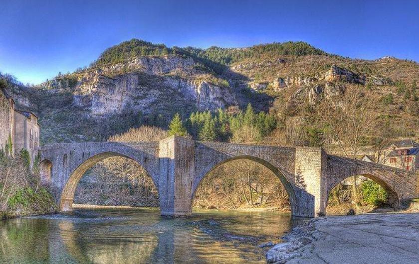 Location de vacances - Maison - Villa à Sainte-Énimie - Pont Sainte -Enimie