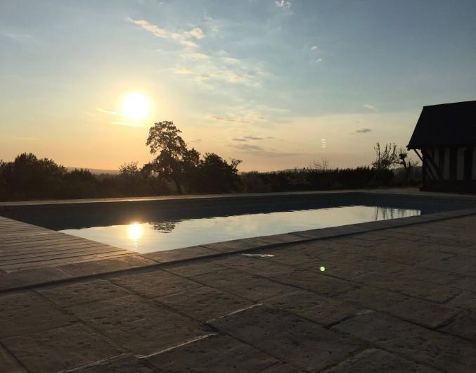 Location de vacances - Maison - Villa à Manneville-la-Pipard - PISCINE